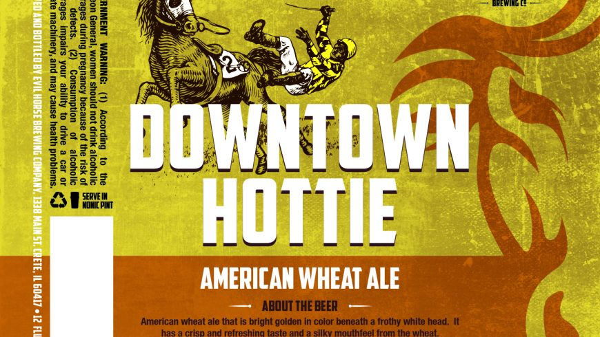 Downtown Hottie